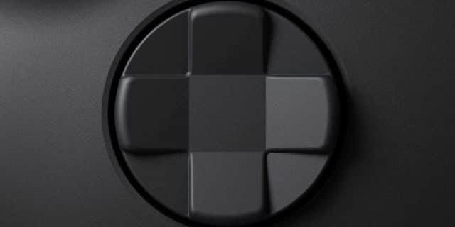 D-pad controller Xbox Series X
