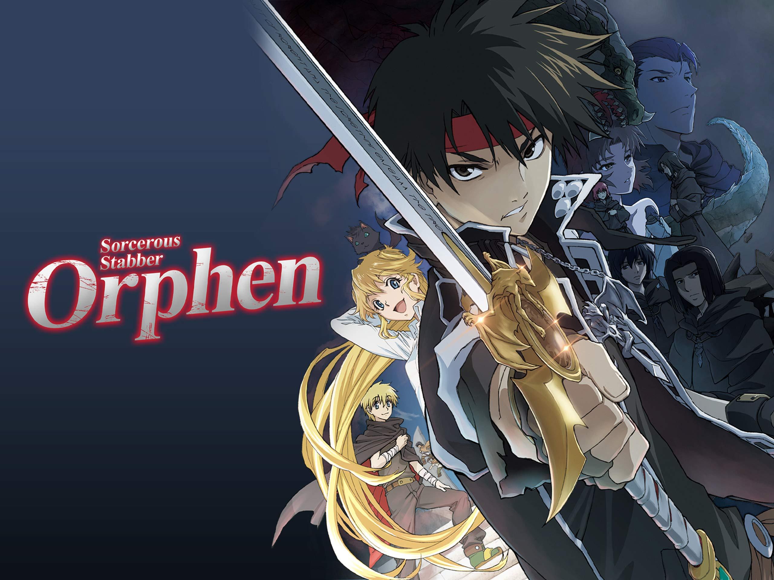 seconda stagione per Sorcerous Stabber Orphen
