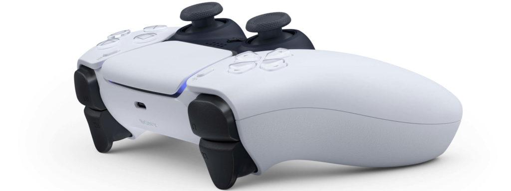 Dualsense controller posteriore