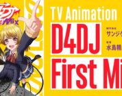 anime D4DJ First Mix
