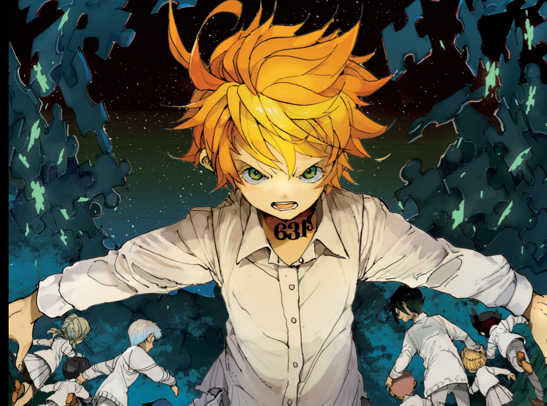 Seconda stagione The promised neverland