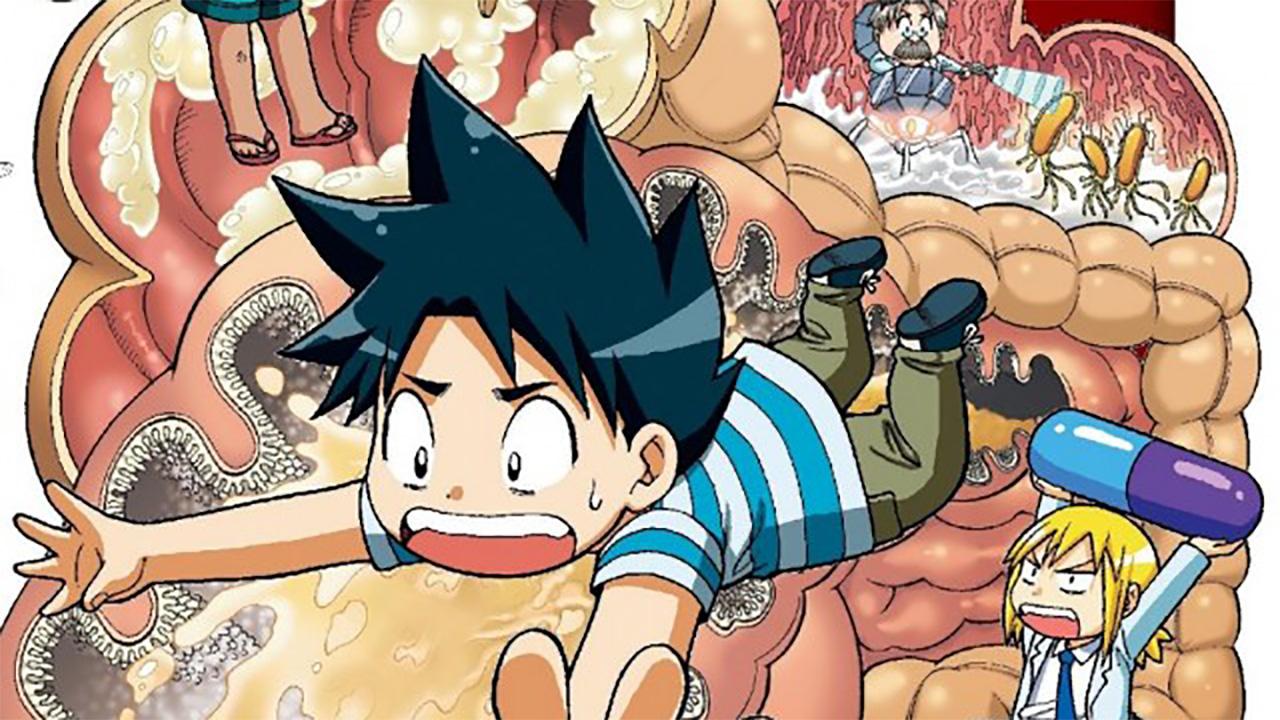 Film anime per Kagaku Manga Survival