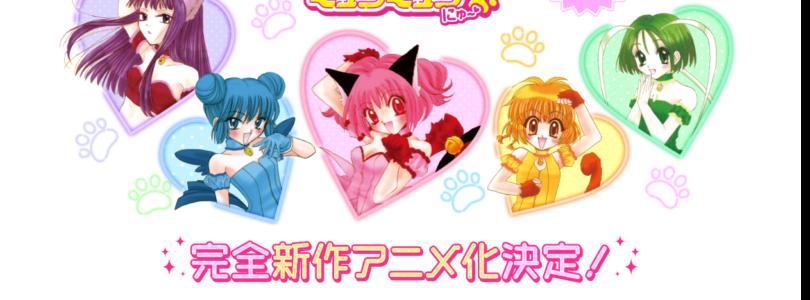 Nuovo anime per Tokyo Mew Mew