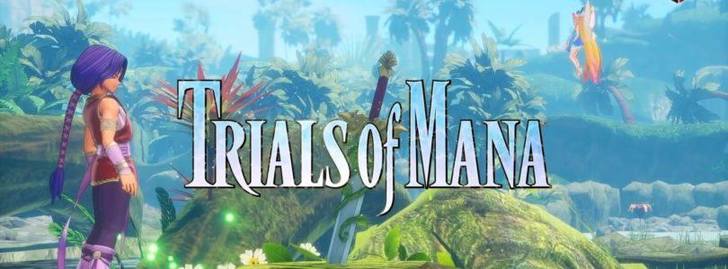 Trials of Mana abilità