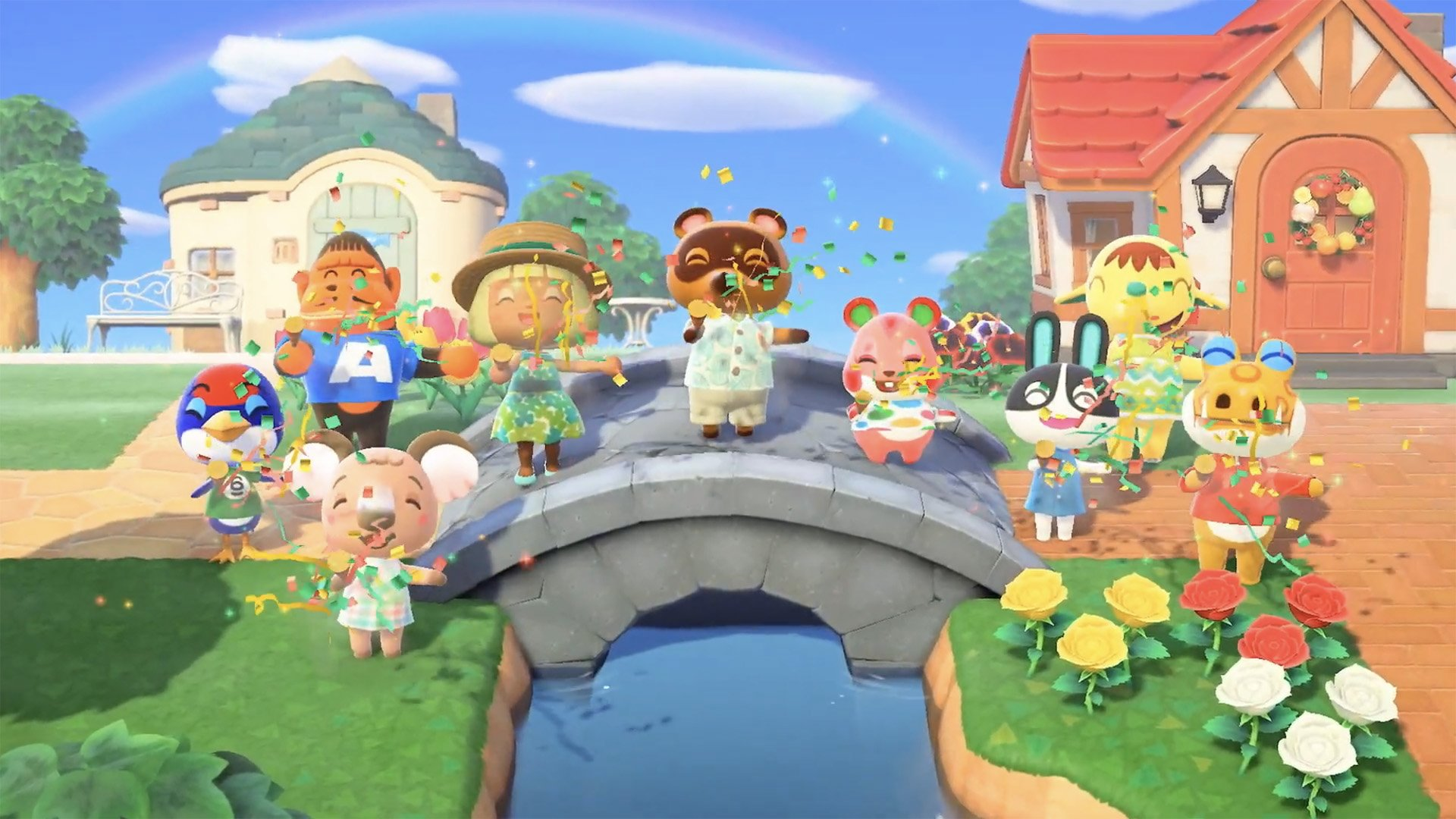 Animal Crossing: New Horaizons