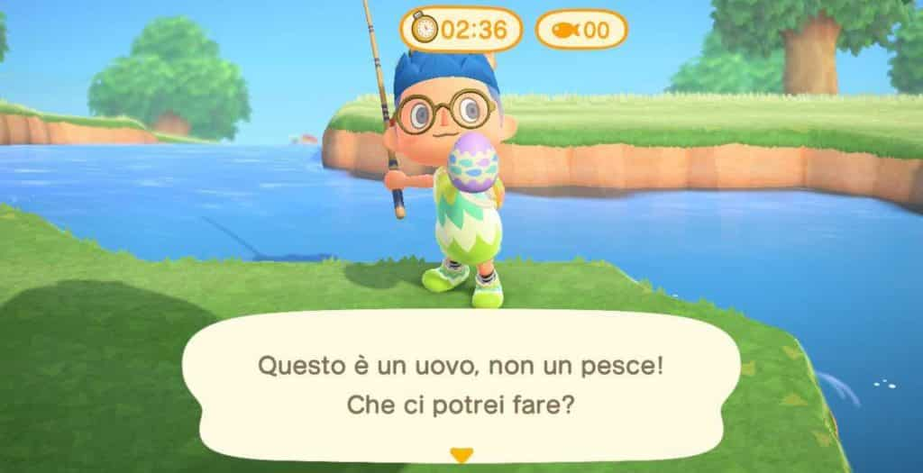 torneo di pesca animal crossing new horizons 2