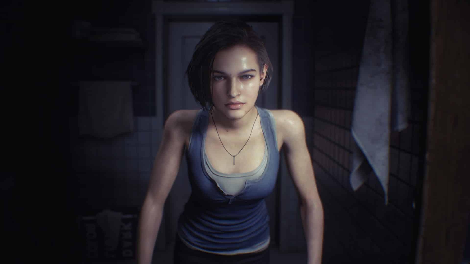 Resident Evil 3 Remake jill valentine