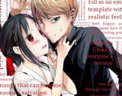 Nuovo manga per Aka Akasaka