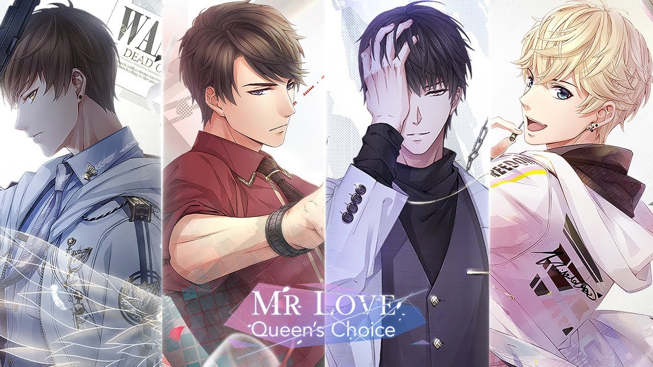 Teaser video per l'anime Mr Love: Queen's Choice