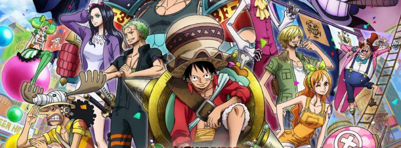 Recensione One Piece Stampede