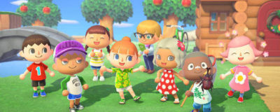Animal Crossing erbacce