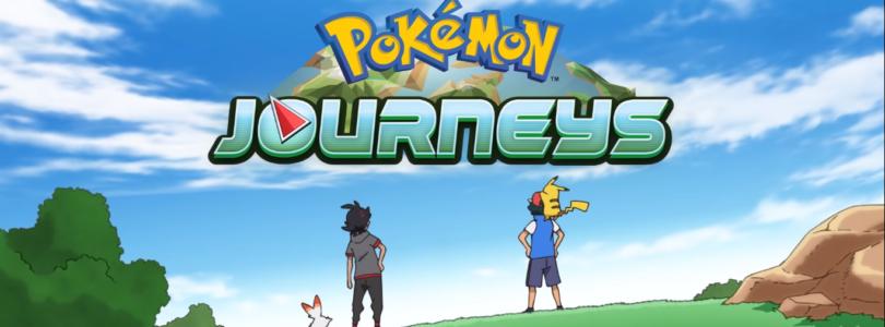 Pokémon Journeys Netflix