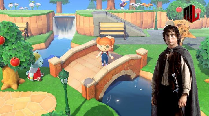 Animal Crossing New Horizons elIJAH WOOD