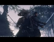 gameplay ghost of tsushima