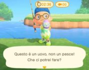 Animal crossing pesca