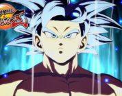 Ultra Instinct Goku FighterZ trailer