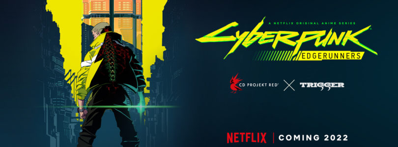 anime cyberpunk 2077
