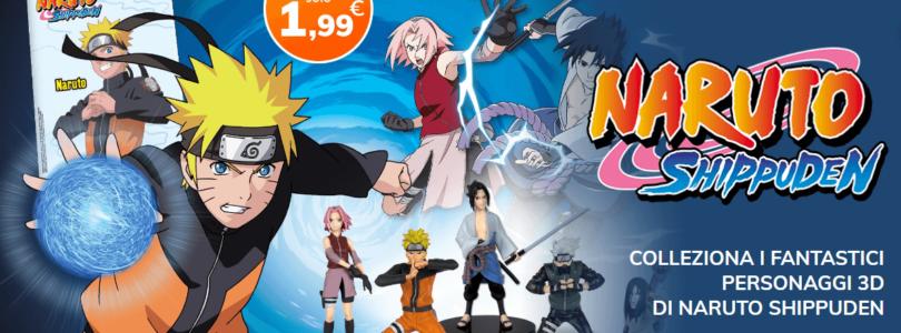 Naruto Shippuden x De Agostini: Unboxing della prima uscita