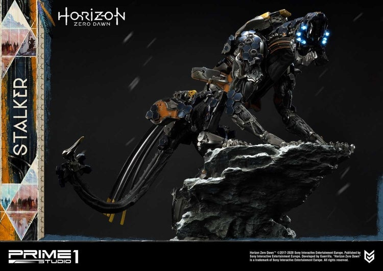 statua horizon zero dawn