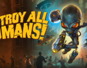 Destroy all Humans wallpaper