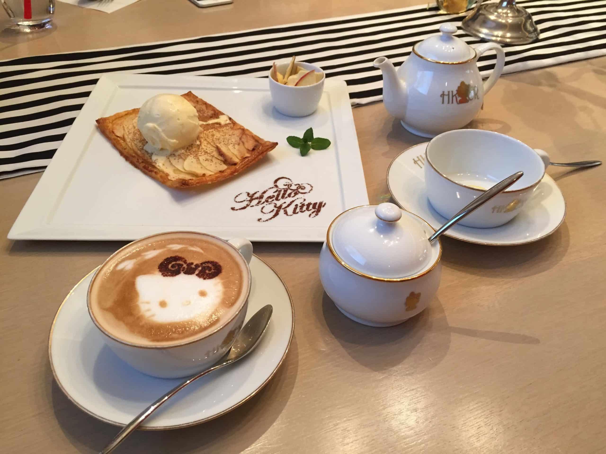 Hello Kitty cafè