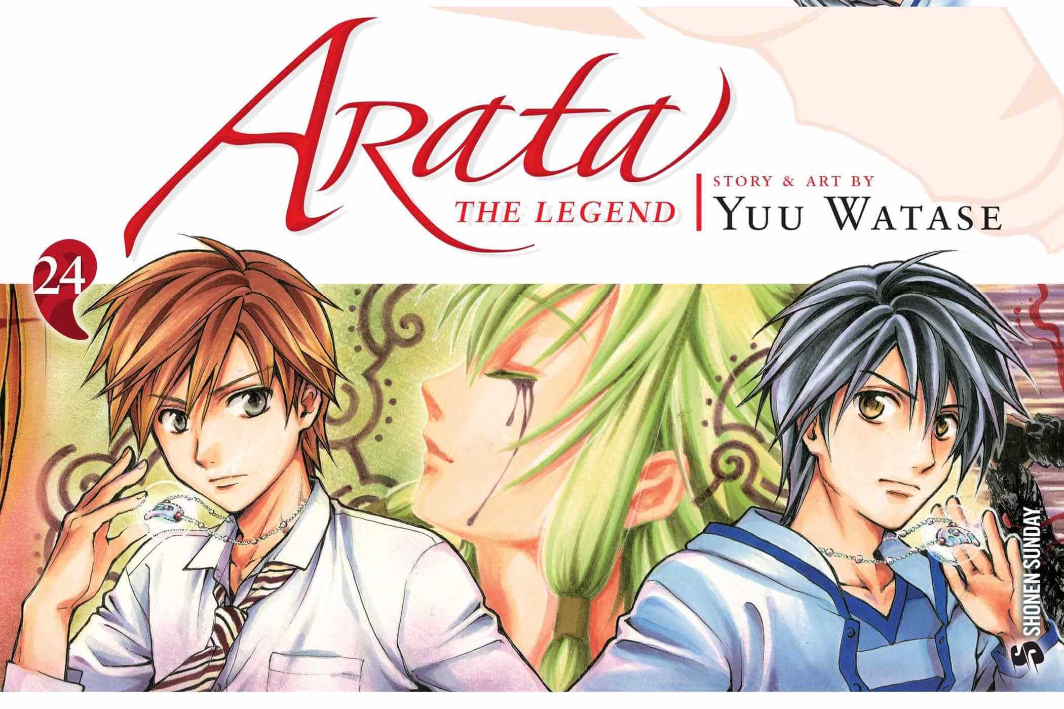 La leggenda di Arata