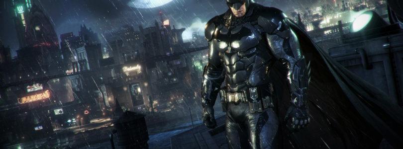 Batman Vidoegames DC