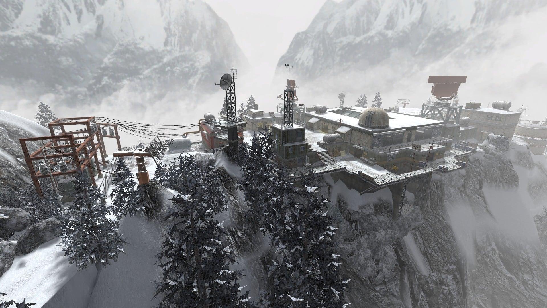summit mappa multiplayer call of duty