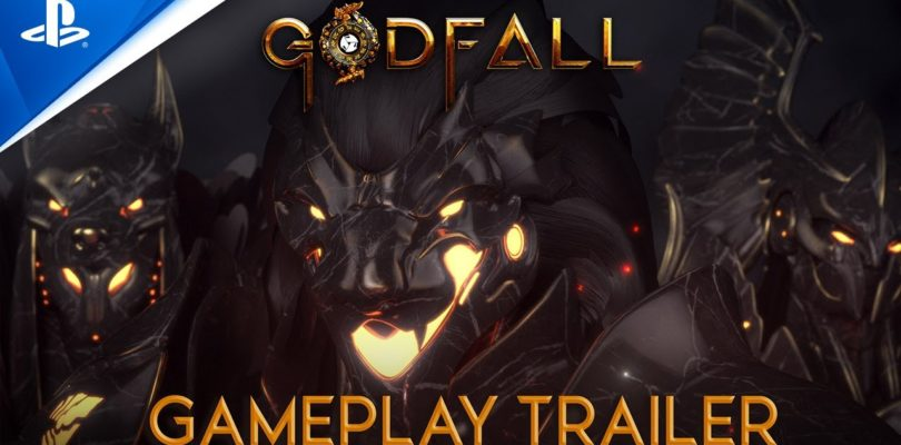 Gameplay godfall