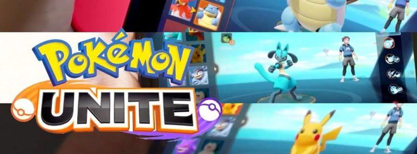 Pokemon Unite: tutte le novità e immagini trapelate