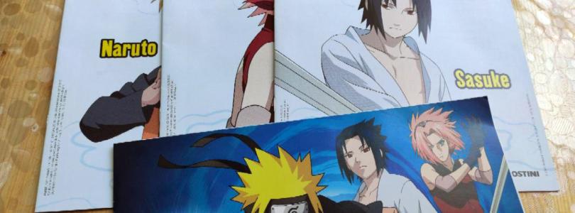 Naruto Shippuden: nuova collezione della De Agostini