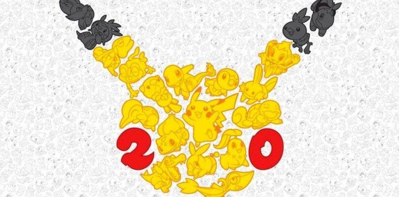 20 anniversario pokemon