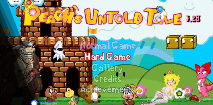 Peach's Untold Tales