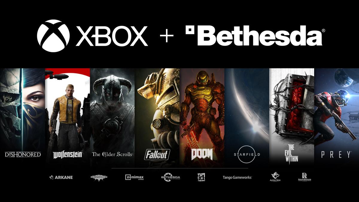 Bethesda acquisita da Microsoft