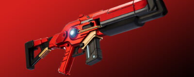 Fucile Energetico Stark Industries Fortnite