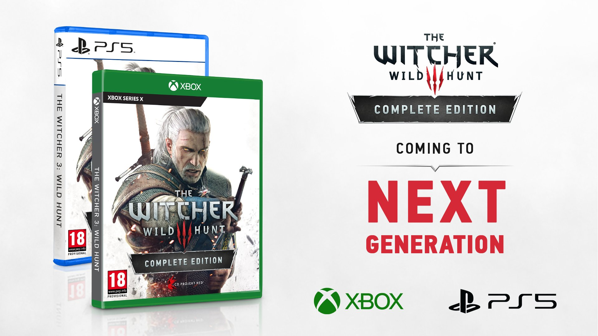 The Witcher 3 Ps5 Xbox Series X