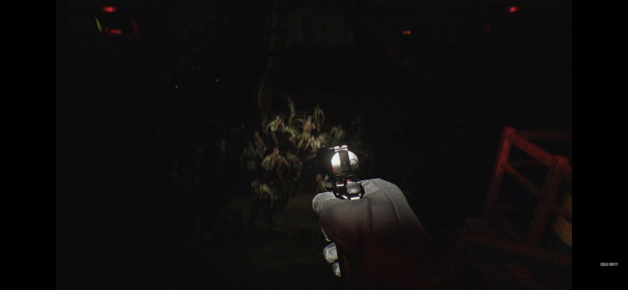 modalità zombie black ops cold war