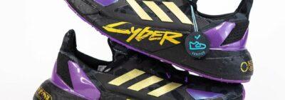 Adidas Sneakers Cyberpunk 2077