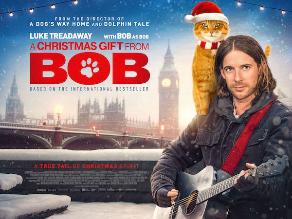 Locandina un dono speciale di nome Bob