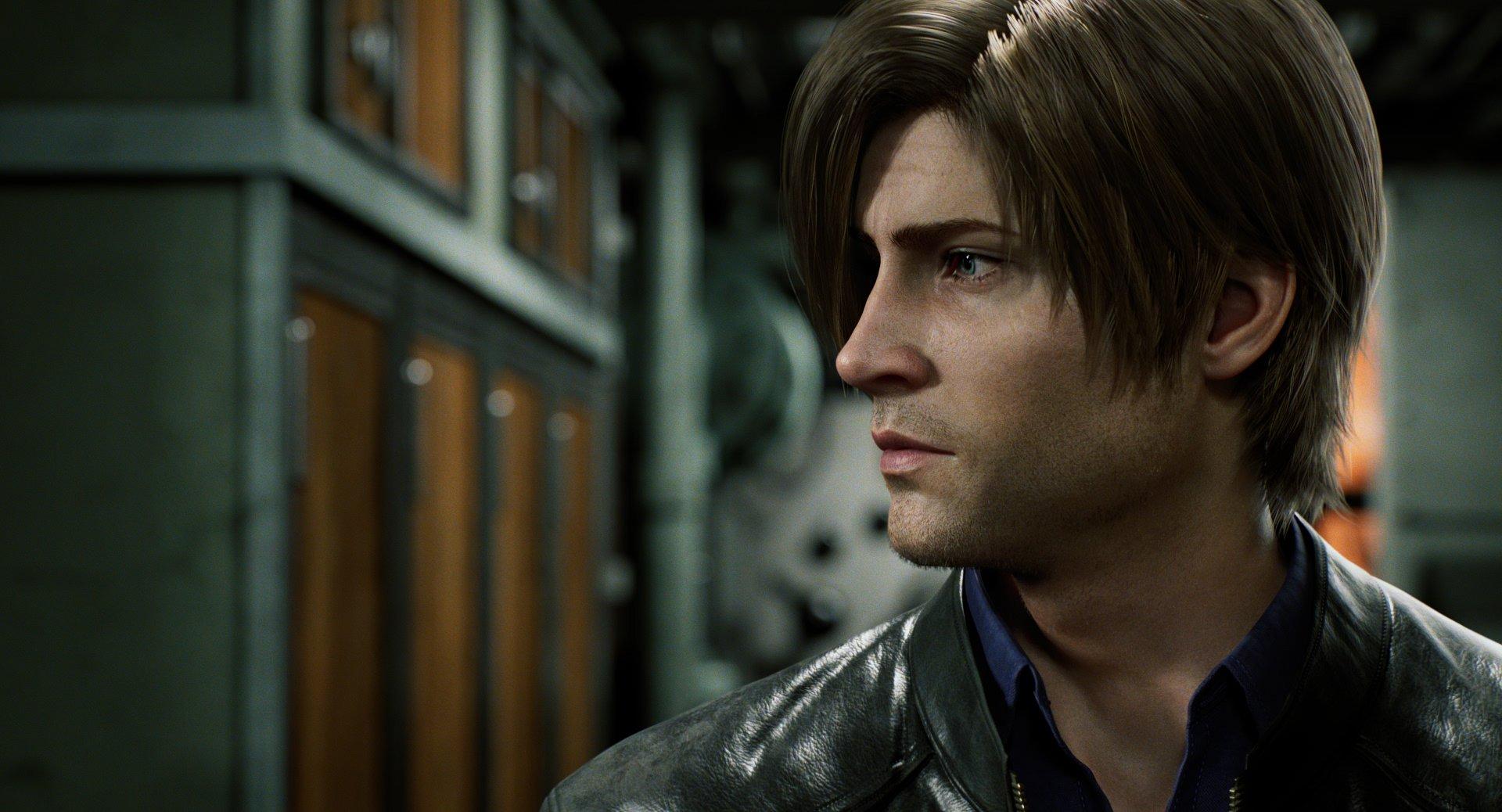 Leon Kennedy Resident Evil: Infinite Darkness