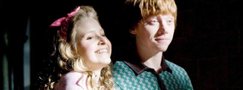 Jessie Cave in Harry Potter interpreta Lavanda Brown
