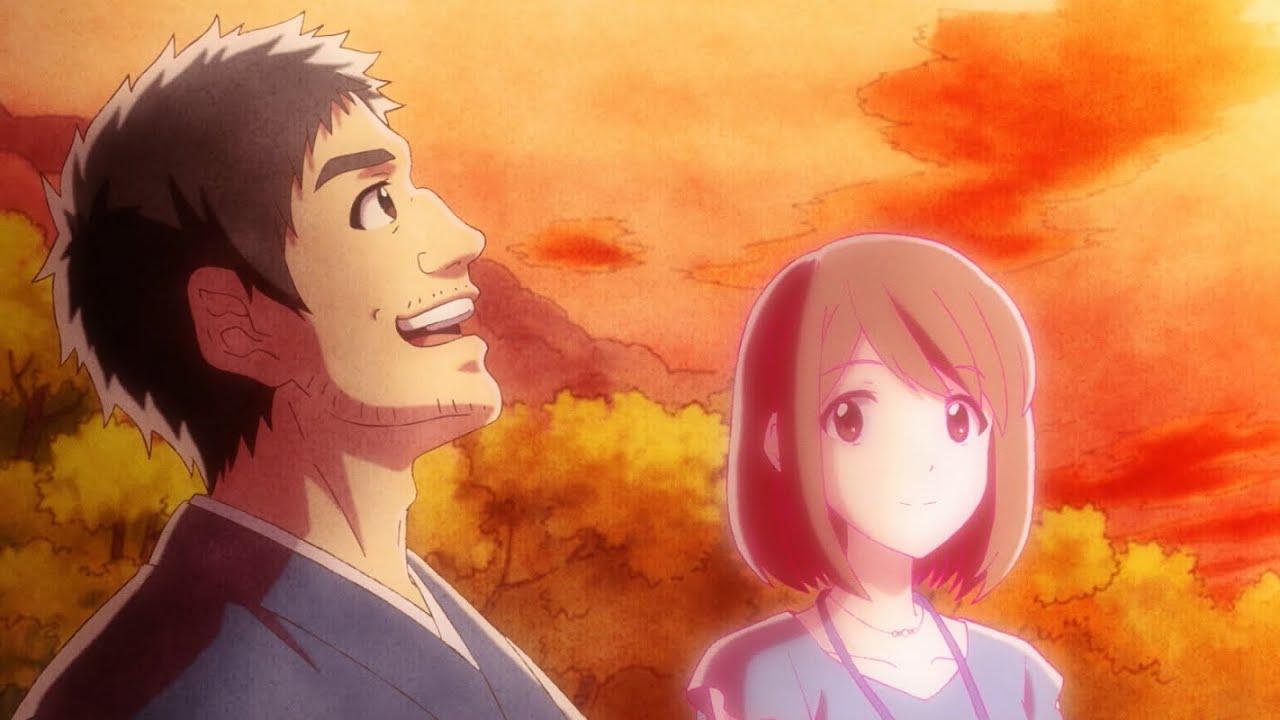 Takuma corto anime