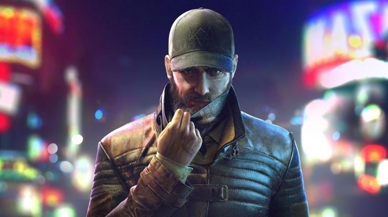 Aiden Pearce Watch Dogs Legion