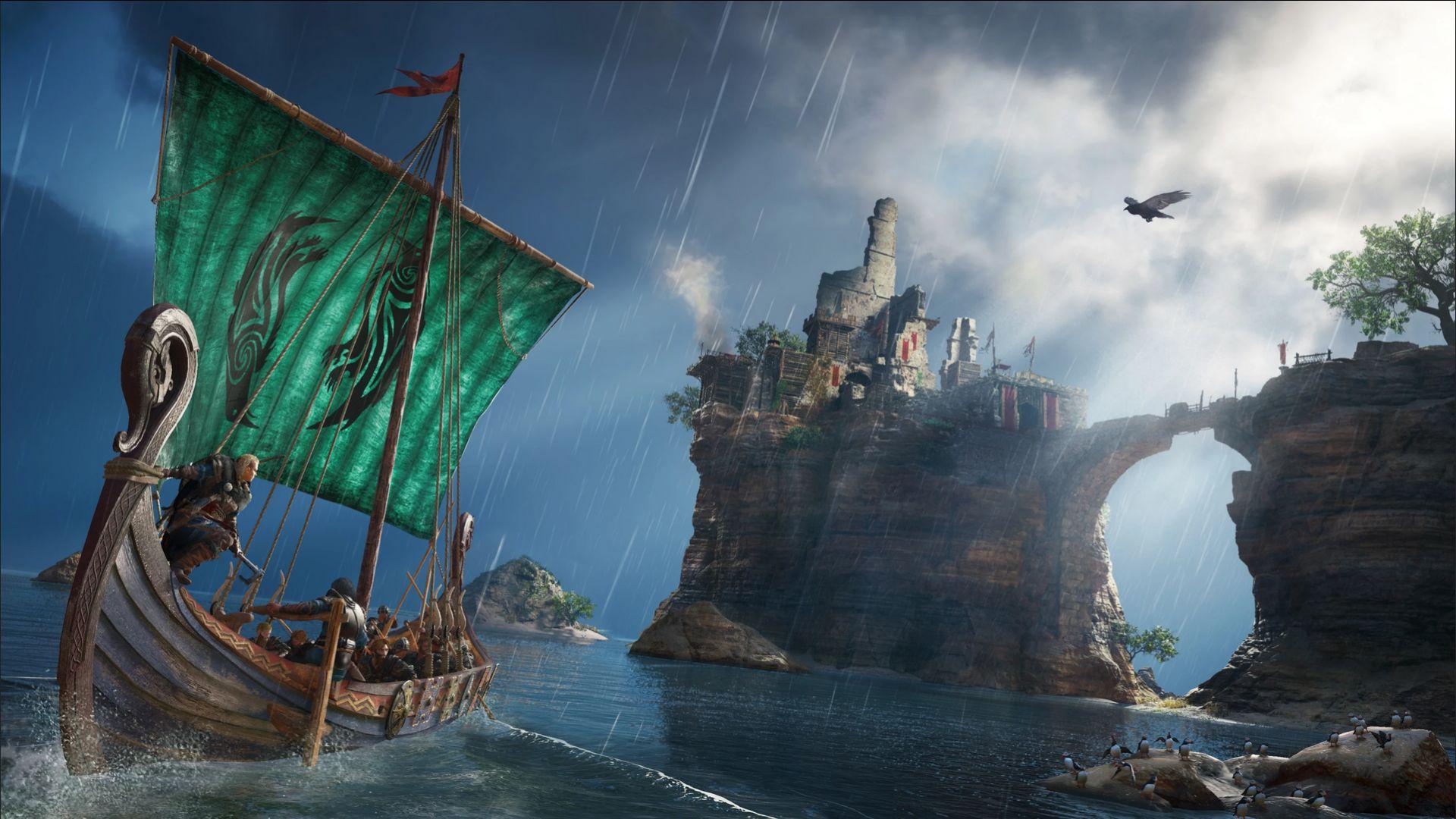 La mitologia norrena e le sue usanze nel nuovo video di Assasin's Creed: Valhalla