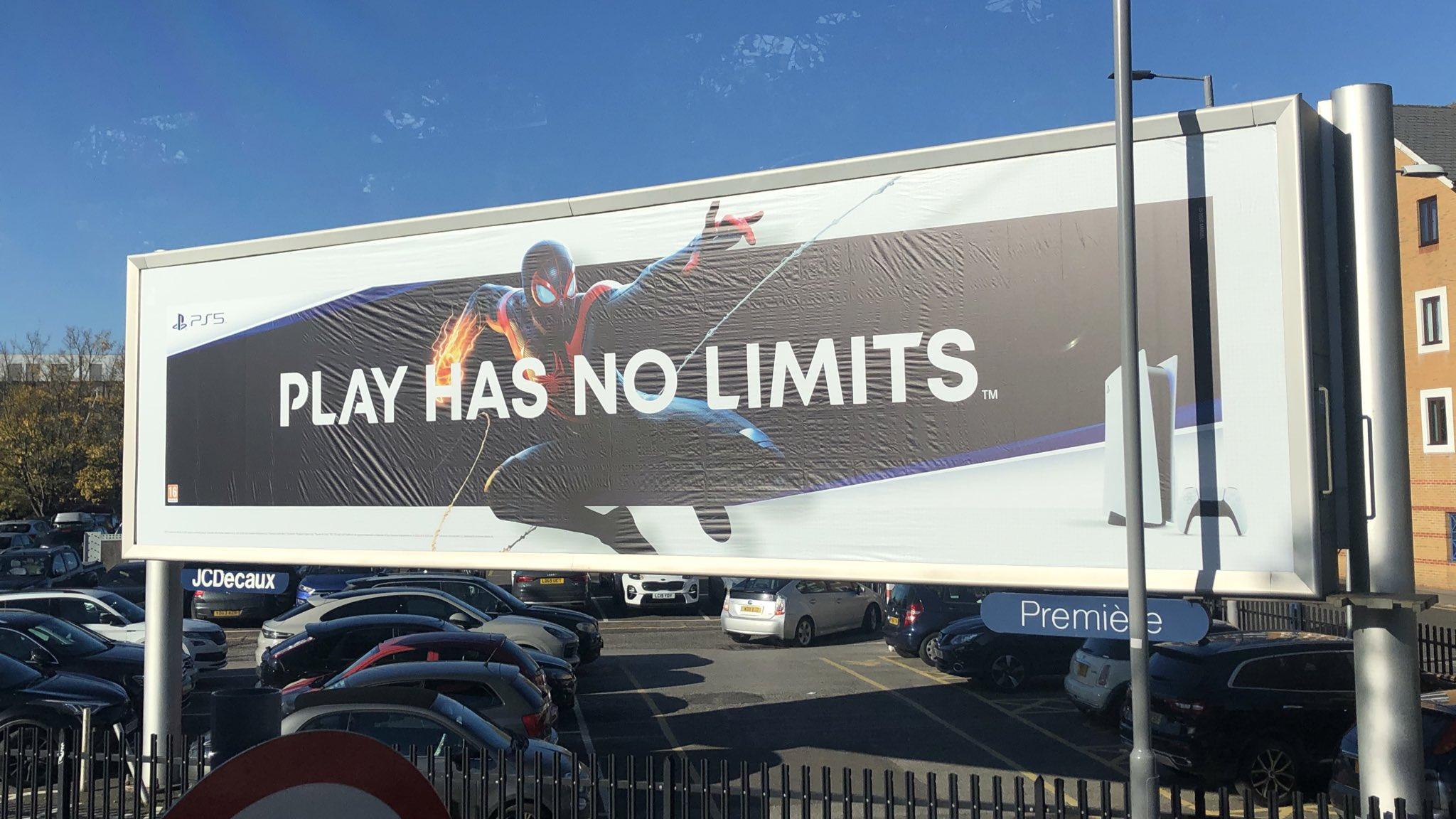 Sony incremente la pubblicità di PlayStation 5 nel Regno Unito