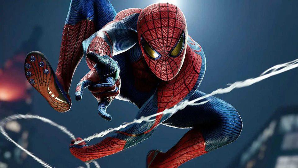 marvel's spider-man remasterd