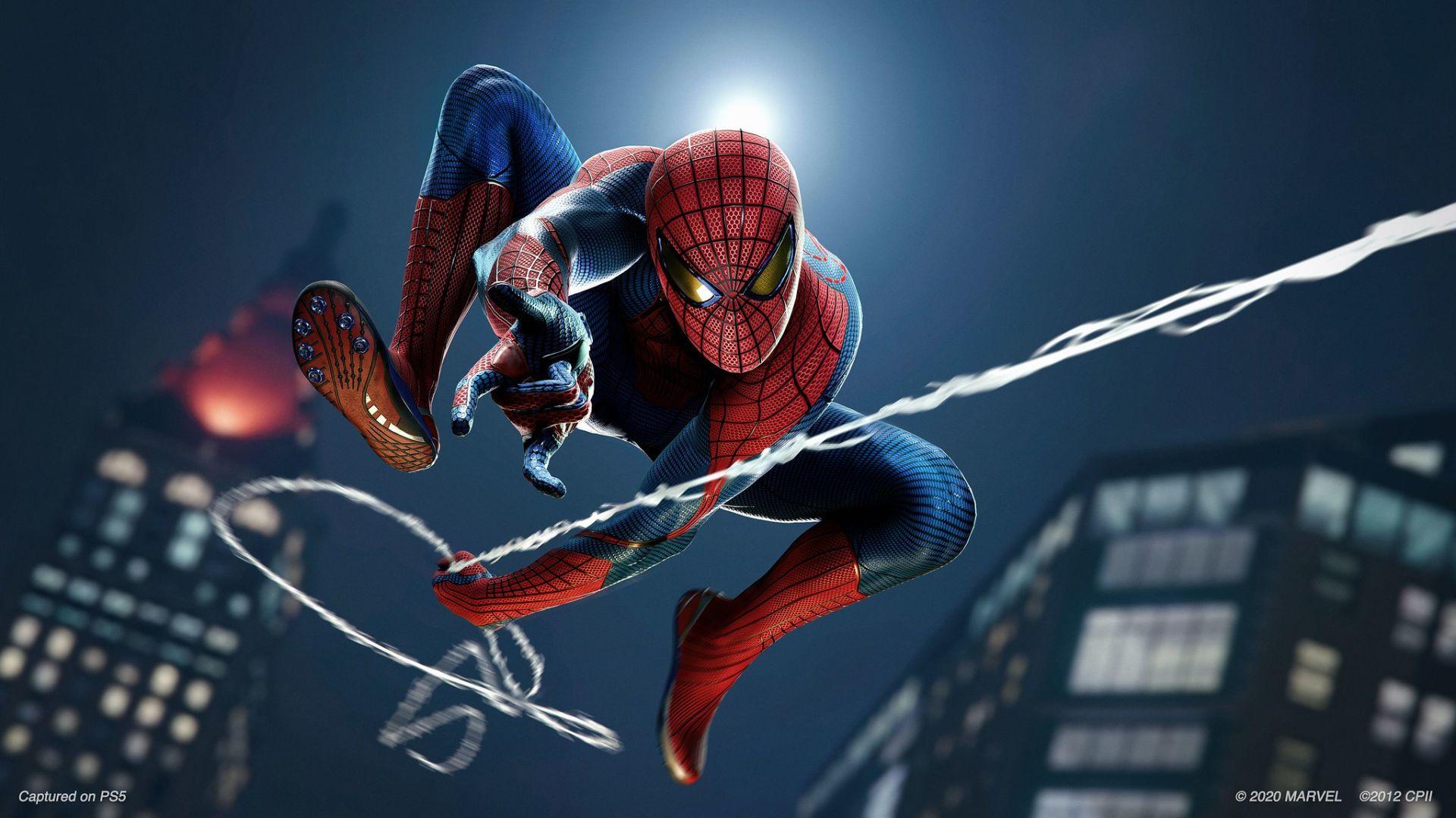dettagli costumi marvel's spider-man