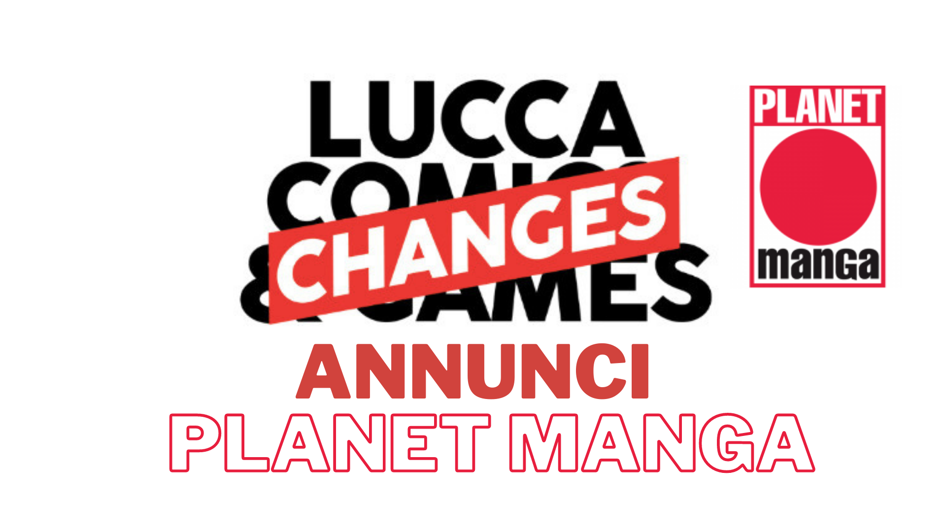 Lucca Changes Planet Manga
