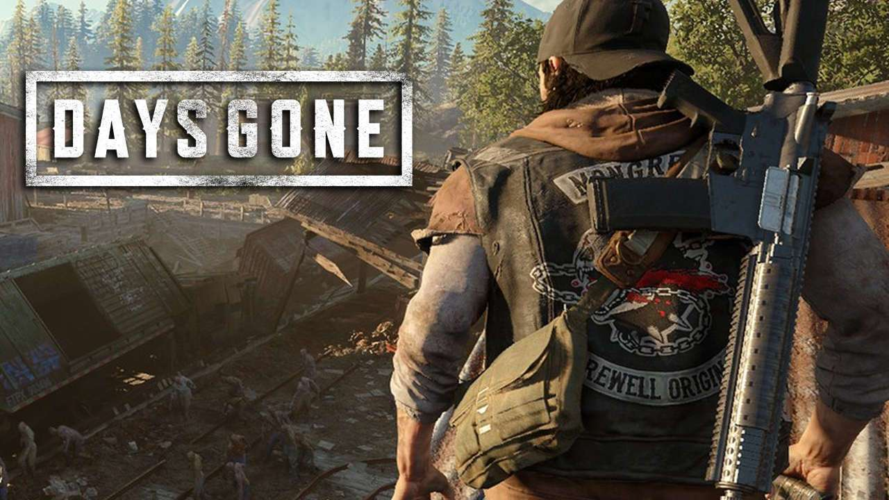 4K dinamico e 60 fps su Days Gone per PlayStation 5