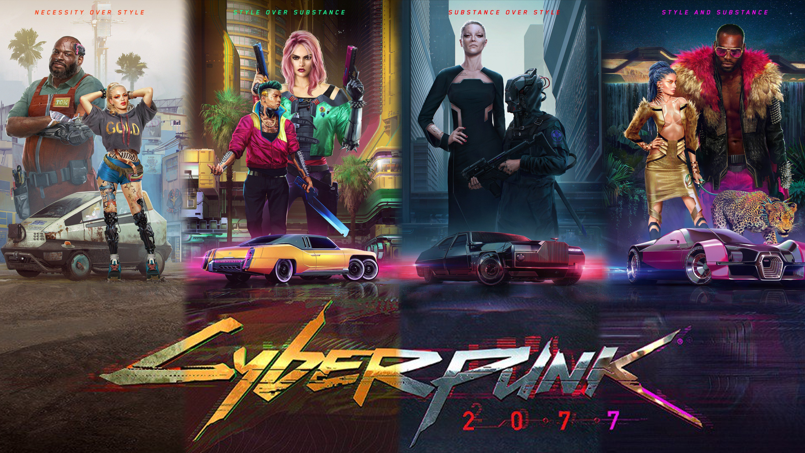Cyberpunk 2077 promette più di 175 ore di gioco